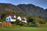 "House and mountain – ""Oudekloof luxury guest house"""