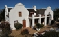 Oudekloof Guest Houst - Back  View